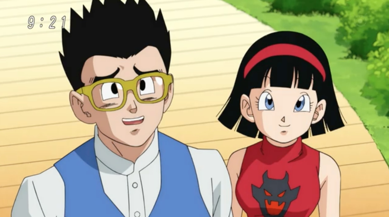 A look at videl from dragon ball battle of gods anime-29952