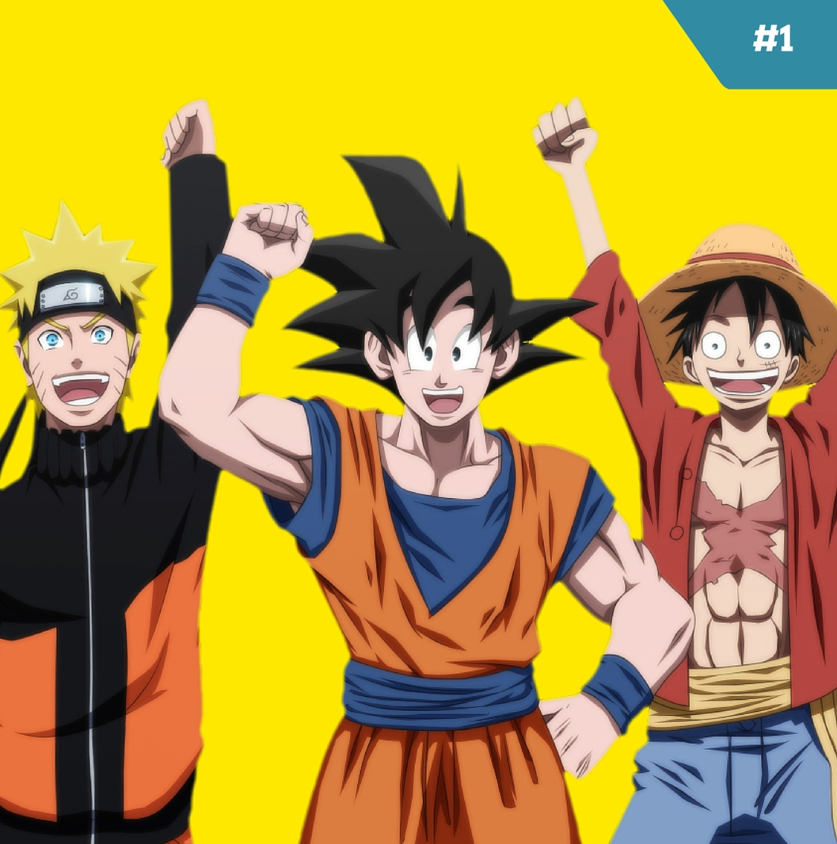 The All About Series #1: Anime & Manga
