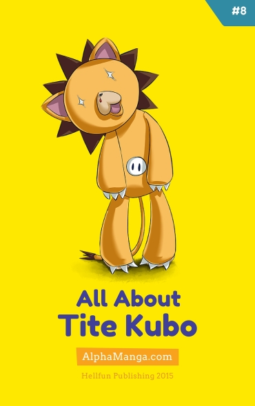 All About #8 - Tite Kubo