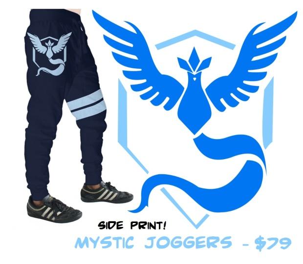 Mystic joggers